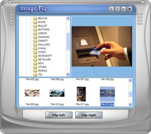 Image Flip screenshot