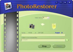 Photo Restorer screenshot